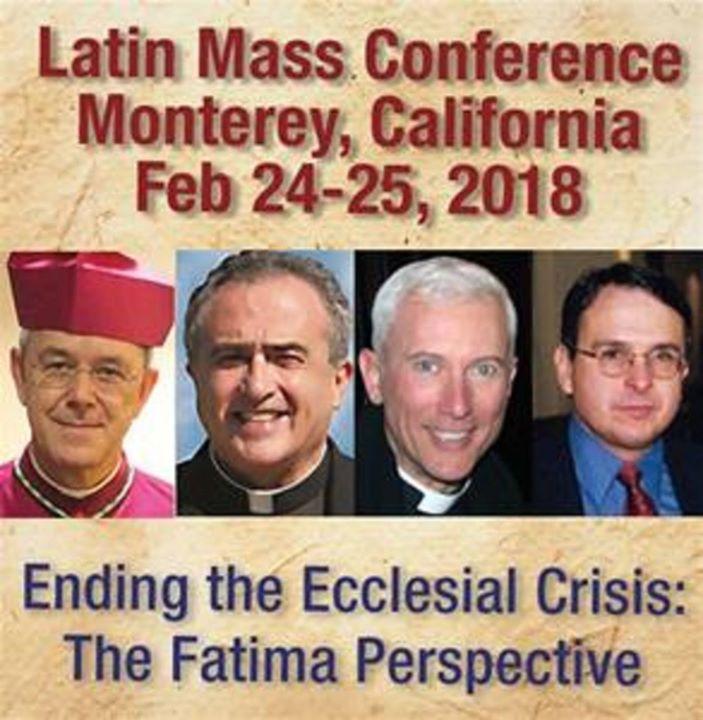 Latin Mass Conference